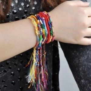 Friendship Braid Bracelets